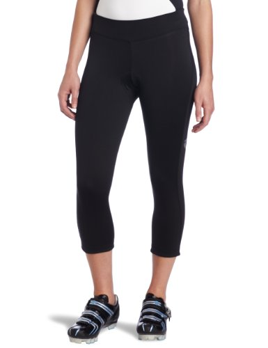 Pearl Izumi Damen Fahrrad Tight Sugar Thermal Cyc 3/4, black, M, P11211239 - Pearl Izumi Thermal Tights