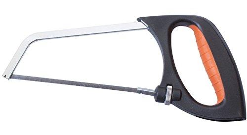 Preisvergleich Produktbild matches21 Profi Bastel-Werkzeug Metallsäge Metall Handsäge mit Soft-Grip Griff, 250 mm