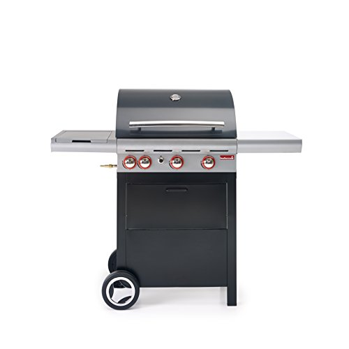 Barbecook Spring 340 Barbecue a gas nero