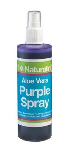 NAF - NaturalintX Aloe Vera Lila Spray x 240 Ml