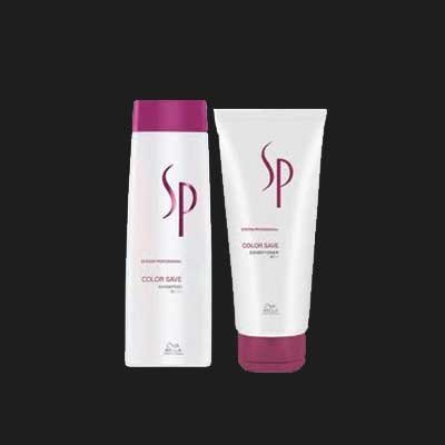Wella SP Colour Save Shampoo and Conditioner Duo by Wella SP