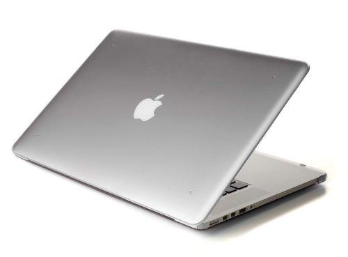mCover A1398 MacBook Pro cubierta/cáscara/caso Protección (transparente) 15 'Retina (hecho con policarbonato de alta calidad, mCover para Macbook shell es el más vendido en los EE.UU.) (no compatible con MacBook de 15,4 'modelo A1286)