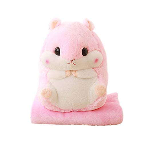 Power Source Lovely Fruit Plush Blanket Cute Cartoon Velvet Doll Pillow Cushion Nap Car Sofa Bolster Air Conditioning Pillow Blanket 2 In 1