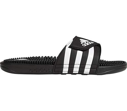 Adidas - Adissage Hommes défaite de Bath (Noir/Blanc)