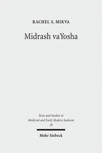 midrash-vayosha-a-medieval-midrash-on-the-song-at-the-sea-texts-and-studies-in-medieval-and-early-modern-judaism-by-mikva-rachel-s-2012-hardcover