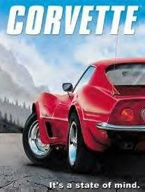 chevrolet-corvette-state-of-mind-blechschild