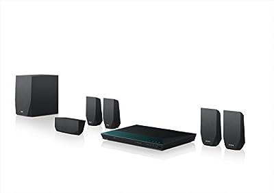 Sony BDV-E2100.CEL Home Cinéma 5.1 3D Blu-ray 1000 W HDMI USB Wifi Bluetooth Noir par Sony
