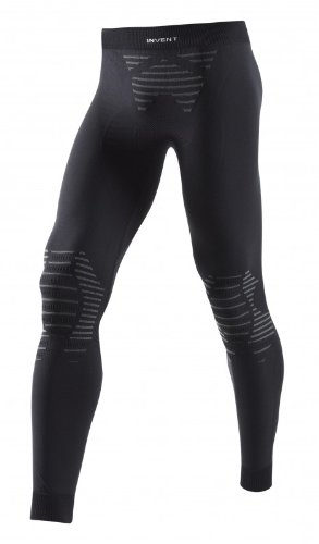 X-Bionic Erwachsene Funktionsbekleidung Man Invent UW Pants Long, Black/Anthracite, XL
