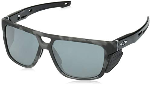 Oakley Herren CROSSRANGE PATCH 938207 60 Sonnenbrille, Schwarz (Black Camo/Prizmblack),