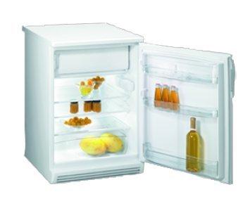 SIBIR KS 150 Stand-alone 145 l A++ weiß - Kombi-Kühlschrank (Unabhängig, weiß, rechts, Glas, 145...