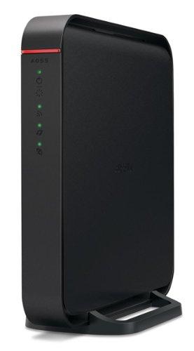 Buffalo Technology Router WZR-600DHP2-EU, Nero