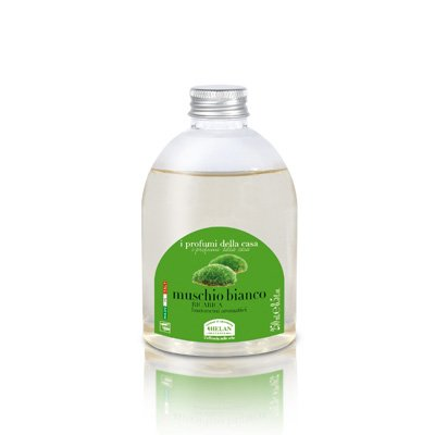 Helan - profumi casa muschio bianco - bastoncini 100 ml