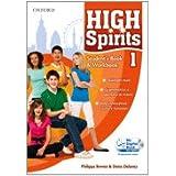 High spirits. Starter-Student's book-Workbook-My digital book. Con espansione online. Per la Scuola media. Con CD-ROM: 1