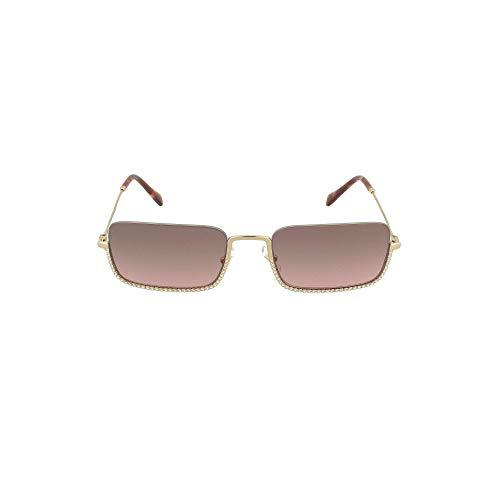 Miu Miu 70US SOLE Sonnenbrille Damen Gold