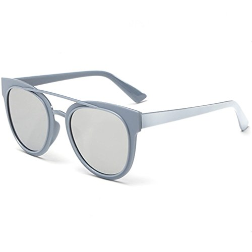 Z-P Unisex Fashion Wayfarer Anti-UV Coating Sunglasses 53MM