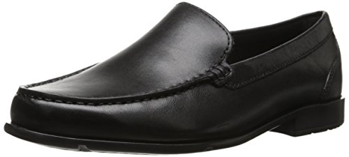 Rockport - Chaussures vénitiennes classiques pour hommes Black Ii