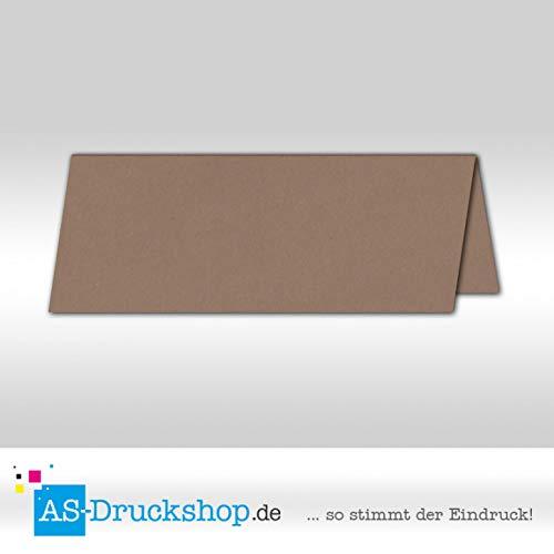 Tischkarte/Platzkarte - Grocer-kraft - Naturfarbe / 25 Stück / 10,0 x 4,5 cm