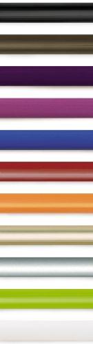 * Walther Trendstyle, Cornice in plastica, Nero, 40 x 50 cm prezzo