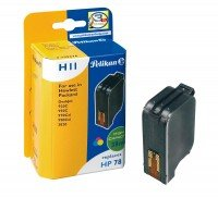 Pelikan Ink 3-Colors (HP 78A) F/HP Tricolor 38ML, 339676 (F/HP Tricolor 38ML) Fhp-serie