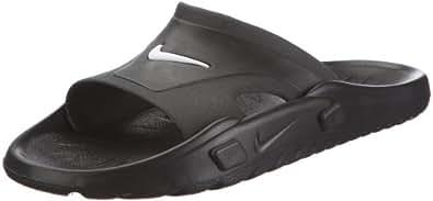 Nike Getasandal 810013-011 Herren Sandalen/Bade-Sandalen Schwarz/Schwarz/Weiß 37.5