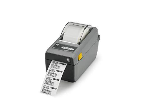 Zebra ZD410 Etiketten-Drucker Thermodirekt 203 x 203 DPI Etikettenbreite (max.): 60mm USB, Bluetooth (2x1 Drucker Zebra Etiketten)