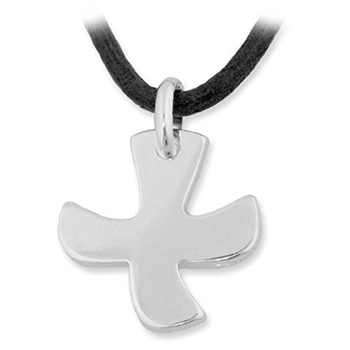 Schmuck-Pur Exklusives Taize® -Kreuz-Collier echt 925/- Silber