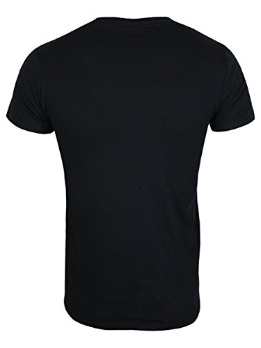 Asking Alexandria The Black T-Shirt schwarz Schwarz