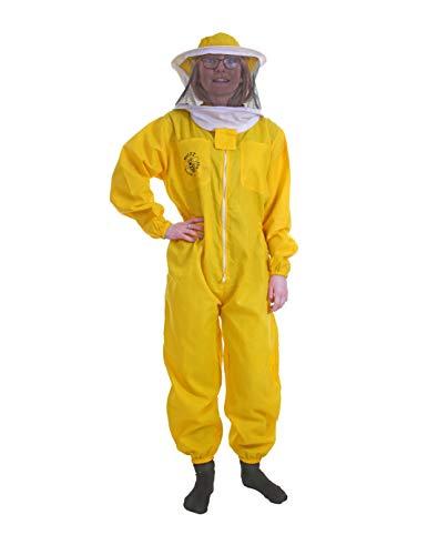 Buzz Basic pour clôture avec voile et voile rond - Jaune Kids Large jaune