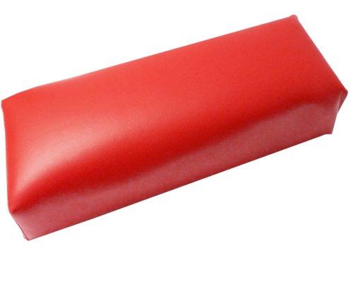 Magic Items Bras Plateau – main Coussin – La main Coussin en cuir synthétique Rouge