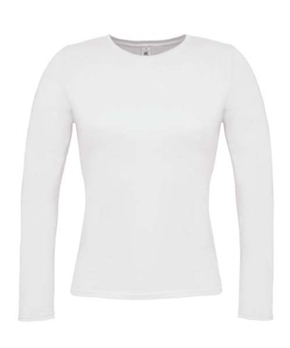B&C CollectionDamen T-Shirt White