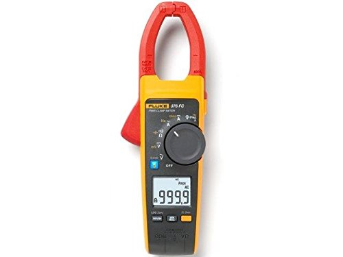 Preisvergleich Produktbild FLK-376FC Digital clamp meter Ø34mm LCD I DC0,1÷999,9A FLUKE376FC