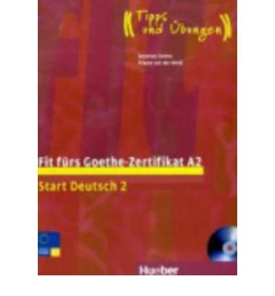 Fit Furs Goethe-Zertifikat: A2 Book & CD (Mixed media product)(German) - Common