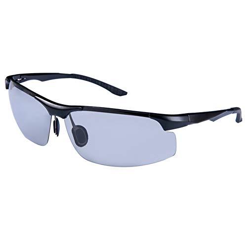 TAIKX Sport Sonnenbrillen für Männer Fahren Radfahren Softball Baseball Wandern Mens Polarisierte Sonnenbrillen UV400