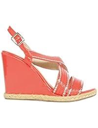 Sandalias de Mujer Urban B039031-B7200 Coral  Zapatos de moda en línea Obtenga el mejor descuento de venta caliente-Descuento más grande