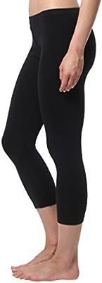 Berydale - Capri - Leggings Mujer, 100 DEN