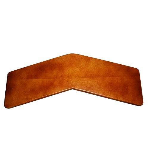 QINAIDI Rollstuhl-Bett-Schalttafel Aus Massivem Holz Für Behinderte
