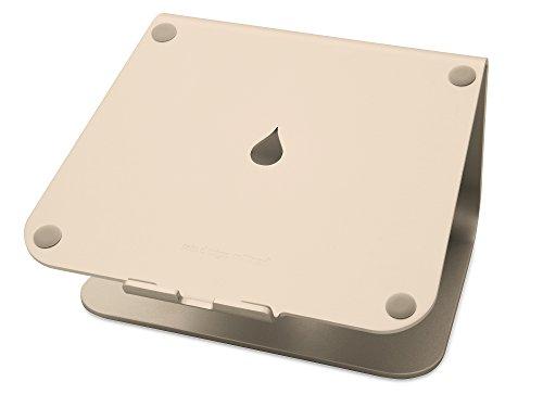 Rain Design mStand360Laptop-Ständer mit drehbarem Fuß, Gold