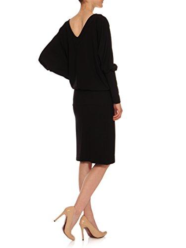 YULIYA BABICH Designer Damen Kleid YY200022 Schwarz