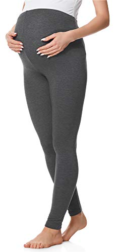 Be mammy leggings premaman lunghi be20-230 (melange scuro, l)