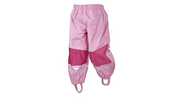 Nano Softshell Pumphose Pinguine pink rosa ☆ Handmade Matschhose Regenhose