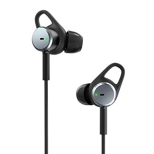 Noise Cancelling Kopfhörer TaoTronics in Ear Ohrhörer mit aktiver Rauschunterdrückung ANC mit Aware-Modus, 13 Stunden Wiedergabedauer geräuschunterdrückende Kopfhörer mit Mikrofon thumbnail