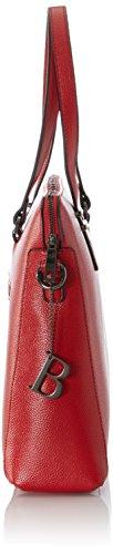 Bulaggi - Hartley Laptop Bag, cartella Donna Rosso (Rot)