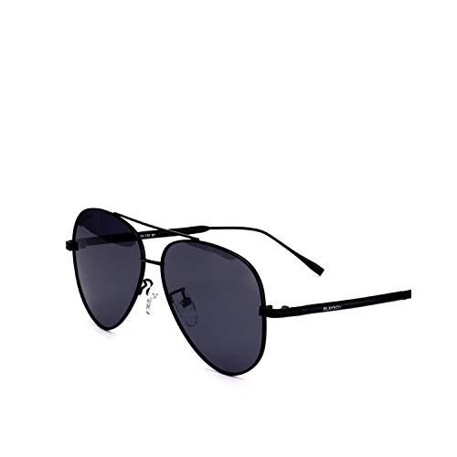 Sport-Sonnenbrillen, Vintage Sonnenbrillen, Men And WomenPolarisiert Sunglasses Mens Brand Vintage Driving Movement Sun Glasses Men Driver Safety Protect UV400 Eyeglasses PB-21024 Black