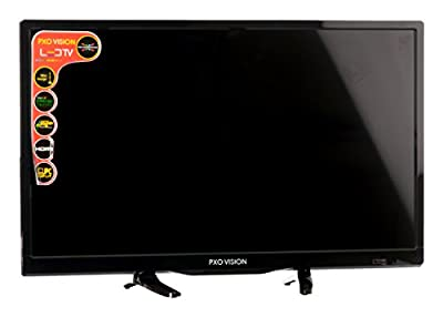Pxo Vision 61 cm (24 inches) PXO24A Full HD LED TV (Black)