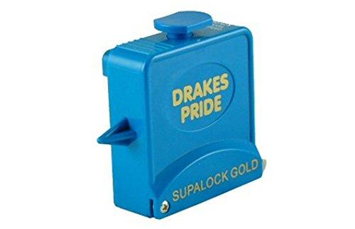 Drakes Pride Aqua 9m supalock Gold Mètre ruban mesure * * * * * * * * * * * * * * * *