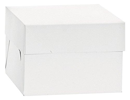Hohe Tortenbox 36,5x36,5x36cm
