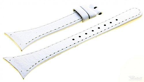 Boccia Original Lederband Armband für Uhr Modell 3165-13