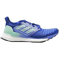 Adidas Solar Boost W, Zapatillas de Trail Running para Mujer, (Tinmis/Mencla/Lilrea 000), 41 1/3 EU