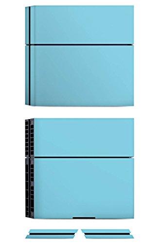 sony-playstation-4-ps4-folie-skin-sticker-aus-vinyl-folie-aufkleber-turkis-blau-grun