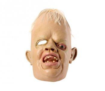 DESIGN FREUNDE Saw Maske Verkleidung Halloweenmaske Karneval Kölle -